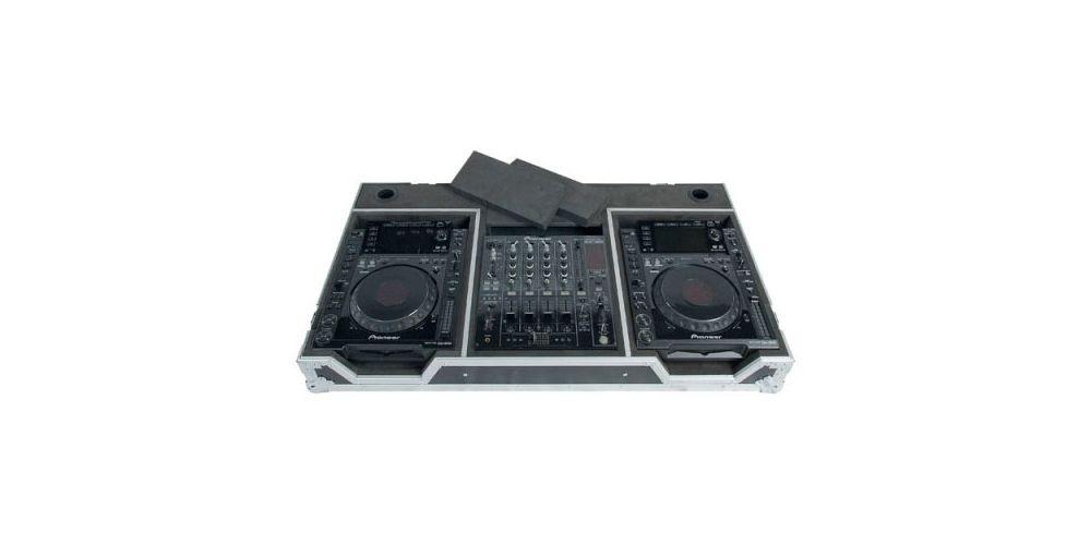 dap audio dj case for pioneer front