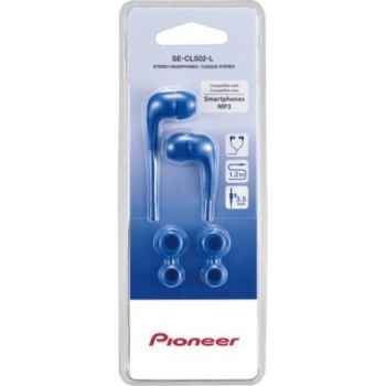 PIONEER SE CL502 L azul auricular