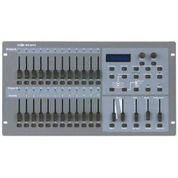 Showtec SC2412. Mesa Controladora DMX. 24 Canales 50710