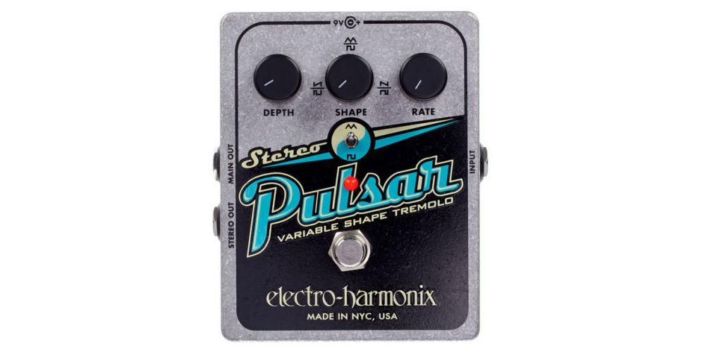 electro harmonix xo stereo pulsar 3