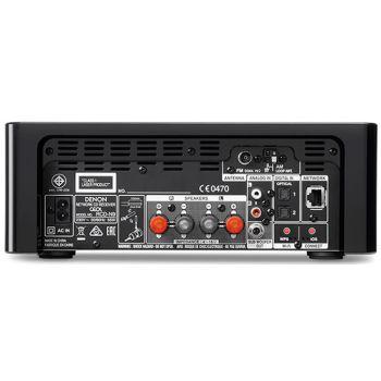 DENON RCD-N9-BK+BW686-BK