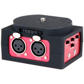 Saramonic SR-AX101 Adaptador de audio