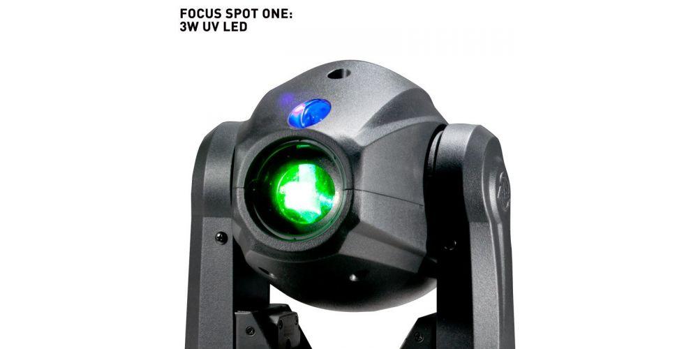 adj focus spot one led