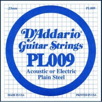 D Addario PL009 Cuerdas Guitarra Eléctrica