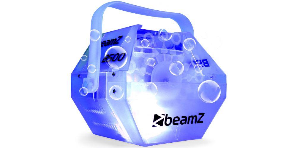 Maquina burbujas con LED RGB Beamz B500LED