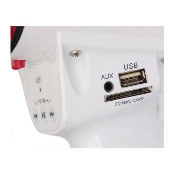LTC MEGA35USB Megafono 35w con USB y Sd