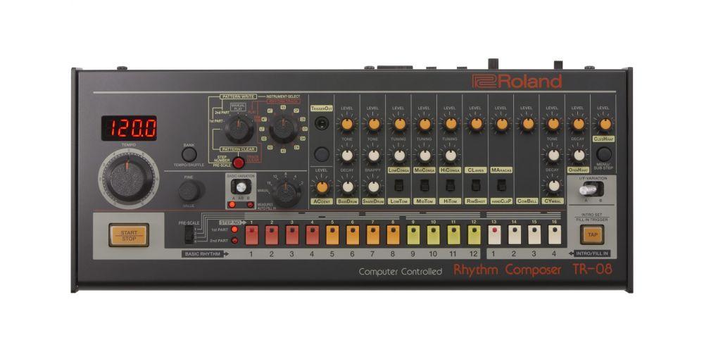 tr08 controles