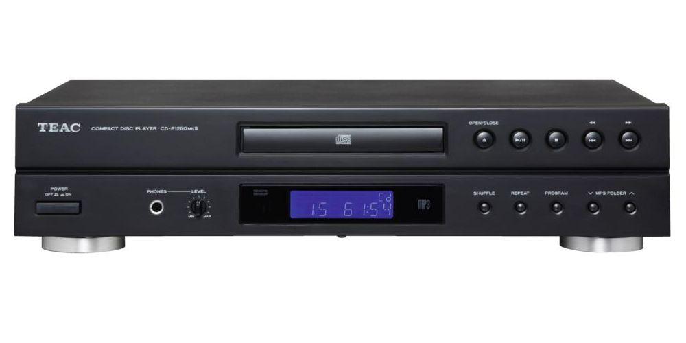 teac cd p1260mk2 cd p1260 mk ii cd player compact disc