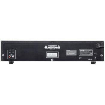 TEAC CD-P1260 MKII Compact Disc CDP1260 MKII , Negro,