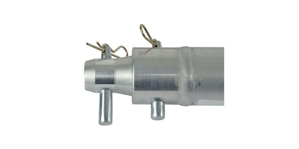 showtec single tube 50mm 200 cm fp50200