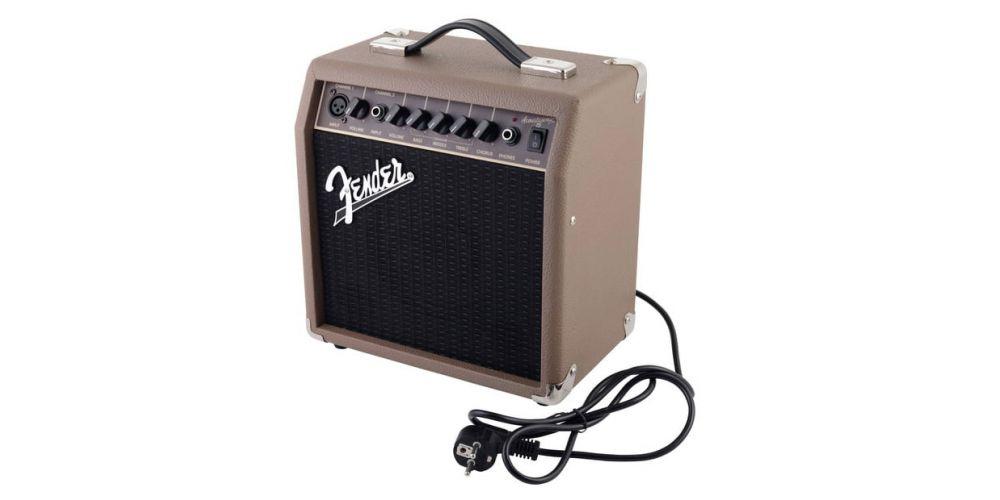 fender acoustasonic 15 amplificador