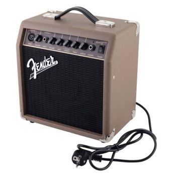 Fender Acoustasonic 15 Amplificador Guitarra Acústica