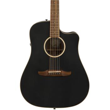 Fender Redondo Special WN Matte Black + Funda