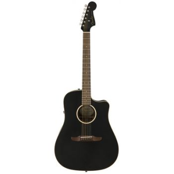 Fender Redondo Special MBK w/bag Guitarra acústica