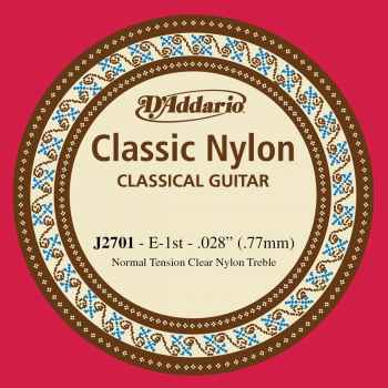 D´addario J2701 Cuerda Suelta para Guitarra Española