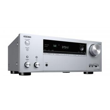 ONKYO TX-NR686 Receptor Av Silver