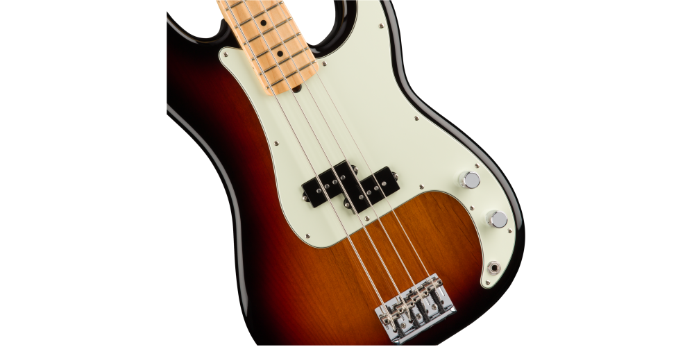 fender american pro precision bass maple fingerboard 3 color sunburst oastillas