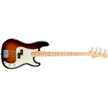 Fender American Pro Precision Bass Maple Fingerboard 3-Color Sunburst