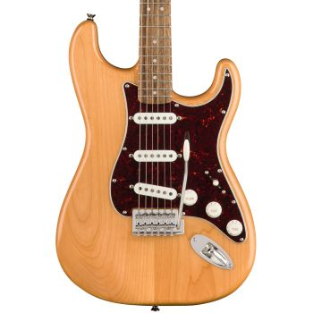 Fender Squier Classic Vibe 70s Stratocaster LRL Natural. Guitarra Eléctrica