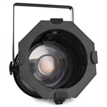 Beamz Cob100w Par Light 100w 3k Warm Blanca Zoom 150622