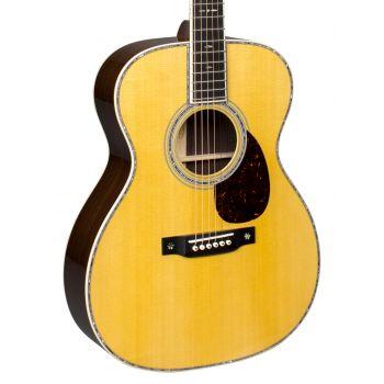 Martin OM-42 Guitarra Acústica con Estuche
