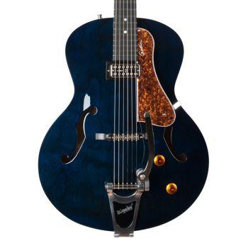 GODIN 5th Avenue Night Club Indigo Blue. Guitarra Eléctrica + Funda