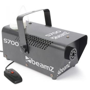 BEAMZ 160438 S700 Maquina de Humo 700W incl. liquido de humo