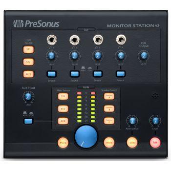 Presonus MONITOR STATION V2 Controlador de monitores de estudio y Auriculares