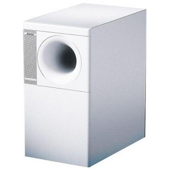BOSE FREESPACE 3 Blanco Subwoofer Acoustimass