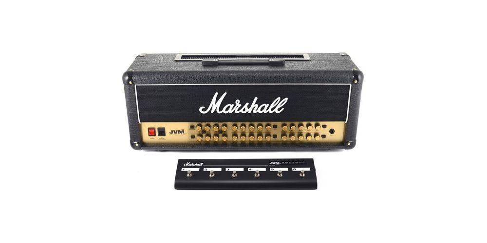 MARSHALL JVM410H CABEZAL 100w