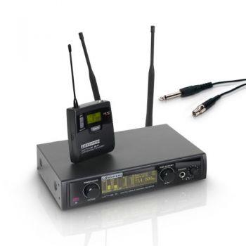 LD SYSTEMS WIN 42 BPG Sistema inalámbrico Petaca y Cable de Guitarra