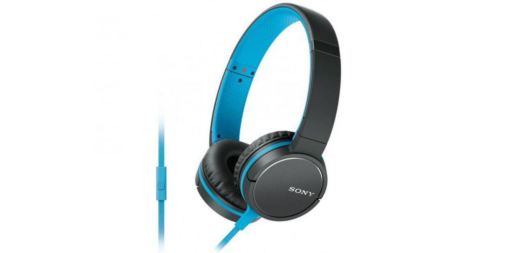 casque sony mdr zx660 azul