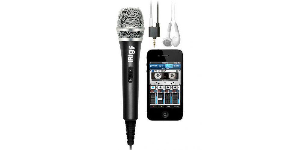 irig mic aplicaciones