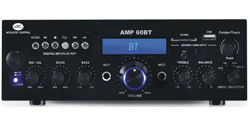 comprar amplicador amp60 bluetooth