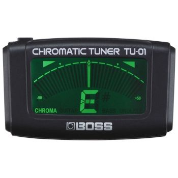Boss TU-01 Afinador cromatico