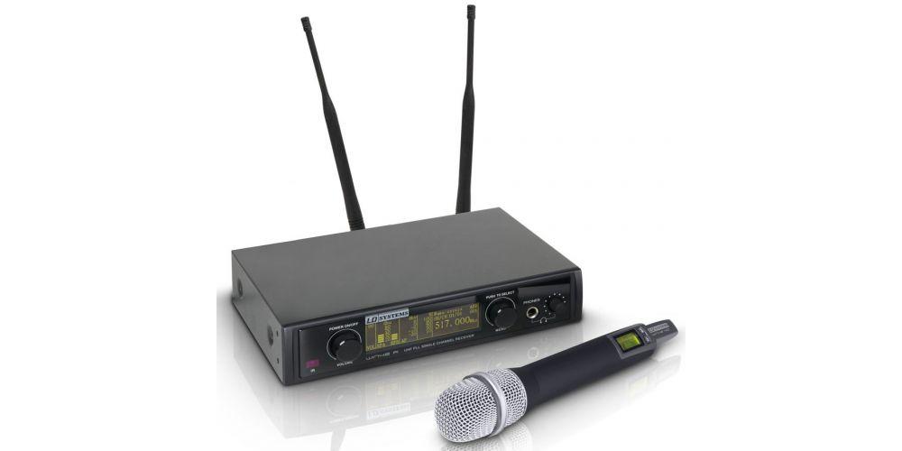 comprar microfono inalambrico LDsystems WIN42HHCB5