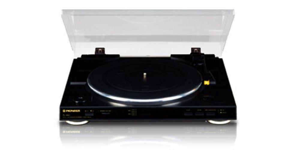 pioneer pl 990 tocadiscos previo phono capsula magnetica