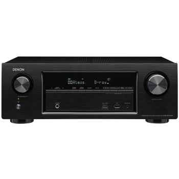 DENON DENON AVR-X1300 + Cambridge SX50 BK Cinema Pack 5.1