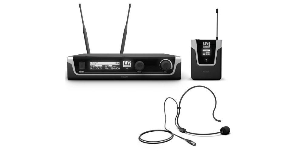 comprar microfono diadema ldsystems U505BPH