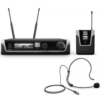 LD SYTEMS U505 BPH Micrófono Inalámbrico Diadema