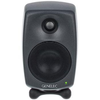 GENELEC 8020D PM Monitor de Estudio Amplificado. Negro
