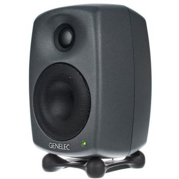 GENELEC 8020D PM Negro Monitor de Estudio Amplificado