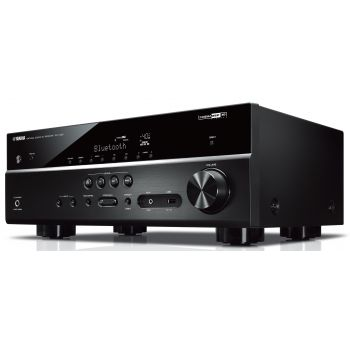 Yamaha RXV485+CAMBRIDGE SX60 CINEMA PACK 5.1 Walnut Conjunto Home Cinema