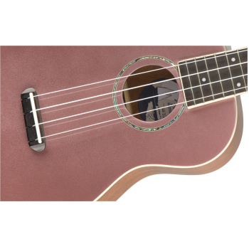 Fender Zuma Classic Concert Burgundy Mist