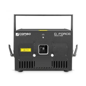 Cameo D FORCE 3000 RGB Láser profesional de full-led