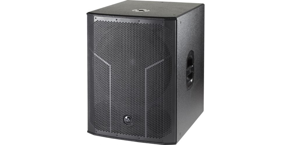 das action s18a subwoofer amplificado