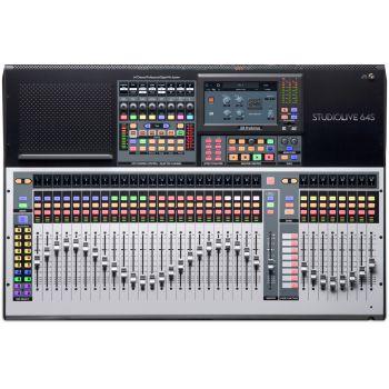 Presonus StudioLive 64S Mezclador Digital con interfaz de grabación USB
