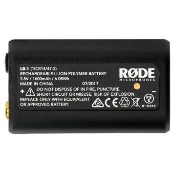 Rode LB-1 Batería para los micrófonos de RØDE VideoMic Pro+ y TX-M2