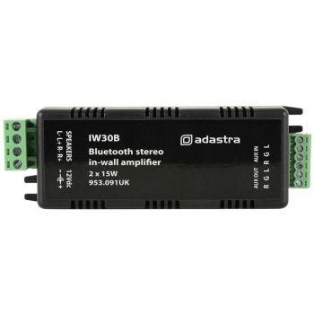 ADASTRA IW-30B Amplificador estéreo Bluetooth de pared 953091