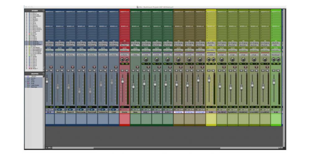 avid pro tools perpetual software controles